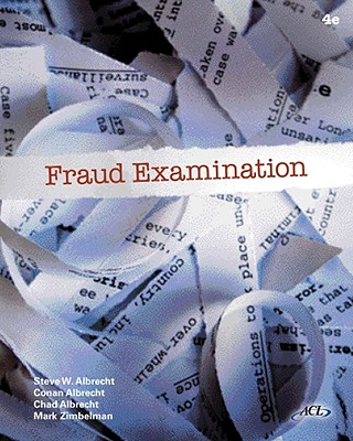 Fraud Examination - S. Albrecht